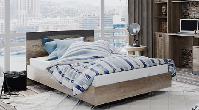 Кровать «Пилигрим»